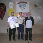 2-й открытый Кубок г. Самары по спортивному метанию ножа
