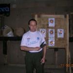 Открытые соревнования по спортивному метанию ножа, 2007