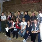 7й открытый Чемпионат СГОУН по спортивному метанию ножа