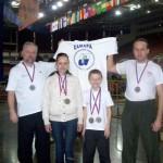 3-я Олимпиада боевых искусств «Восток-Запад»