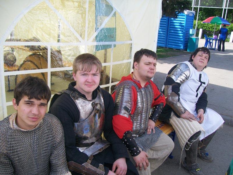Фестиваль пива и кваса Балтика - России