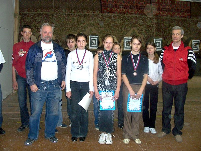 5-й Чемпионат и Первенство г. Самары по спортивному метанию ножа