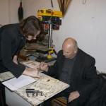 5-й Самарский Губернский открытый Турнир по метанию ножа в честь Виктора Евграфова