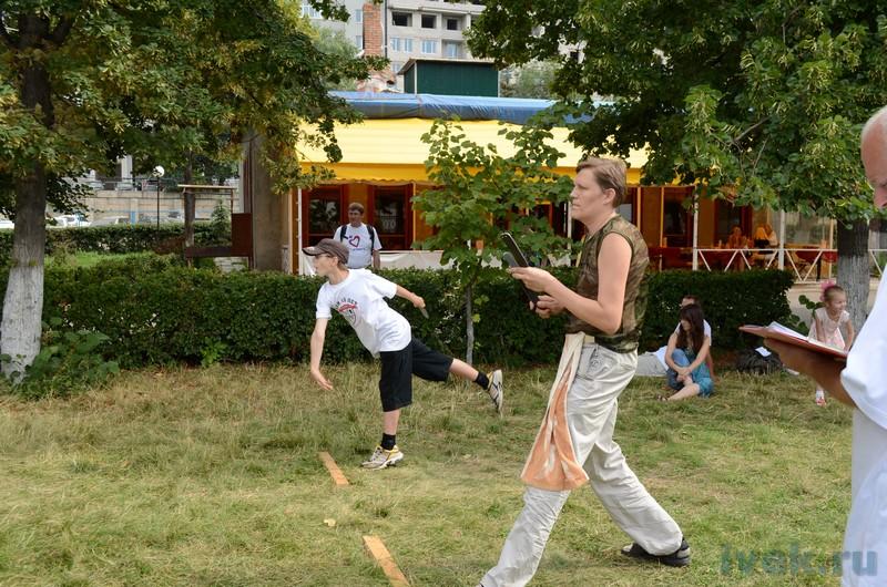 Чемпионат и Первенство г. Самары по спортивному метанию ножа