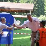 11-й Чемпионат Европы по метанию ножа