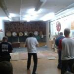 """5-й Международный Фестиваль метателей ножа """"Железный век"""""""