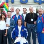 Чемпионат мира по спортивному метанию ножа, 2006