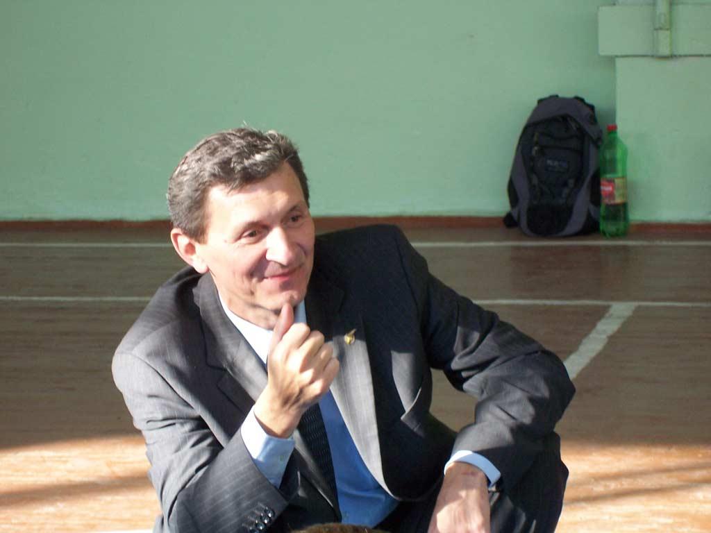 Семинар А.Л. Лаврова по русскому рукопашному бою, 2006