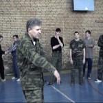 Семинар С.М. Полунина по русскому рукопашному бою, 2006