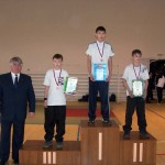 Две путёвки на юношеский чемпионат мира