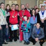 5й чемпионат СМУН по спортивному метанию ножа, 2007