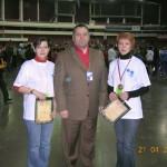 Самарские метатели ножа - первые на Олимпиаде боевых искусств