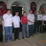 Кубок г. Самары по спортивному метанию ножа, 2007
