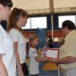 Первенство мира по «Спортивному метанию ножа» среди юношей и девушек