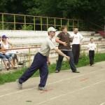 Самарский открытый Турнир по спортивному метанию ножа, 2006 г.