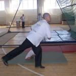 Чемпионат России по спортивному метанию ножа, 2007