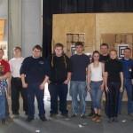 Турнир по «Спортивному метанию ножа» в Экспо-Волга на выставке-шоу Рыбалка и охота на Волге