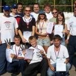 Открытый Чемпионат г. Самары по спортивному метанию ножа, 2007