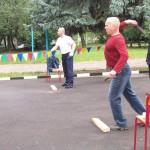 """Открытые соревнования по спортивному метанию ножа """"Серебряный нож"""", 2007"""