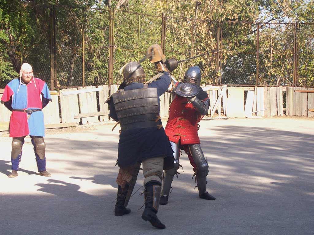 Рыцарский турнир, 2007