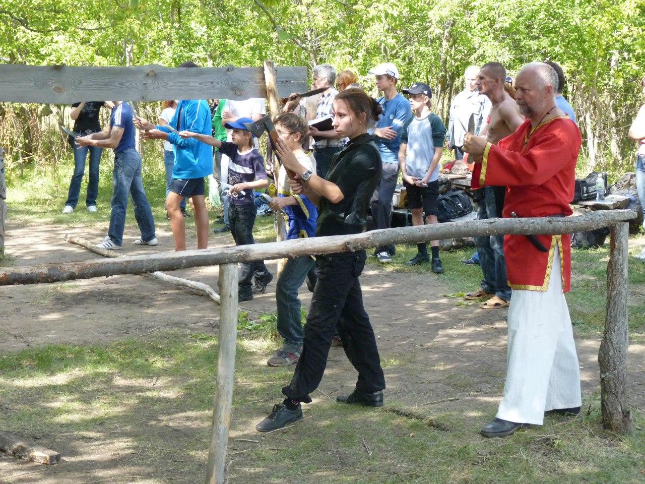 III Международный фестиваль исторических боевых искусств
