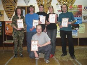Учеба–базовый инструкторский семинар по спортивному метанию ножа